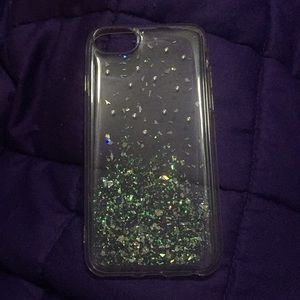 Accessories - NWOT Clear crystal iPhone 6/6s case